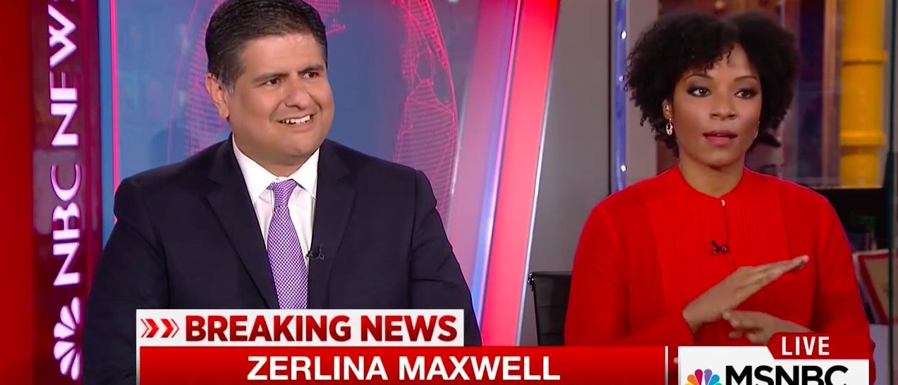 Zerlina Maxell (MSNBC)