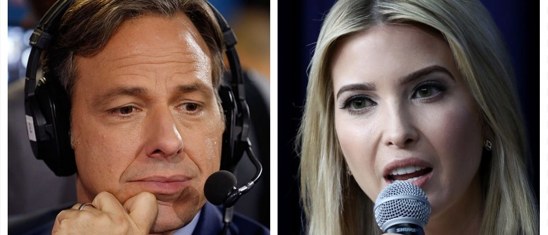 Jake Tapper, Ivanka Trump (Getty Images)