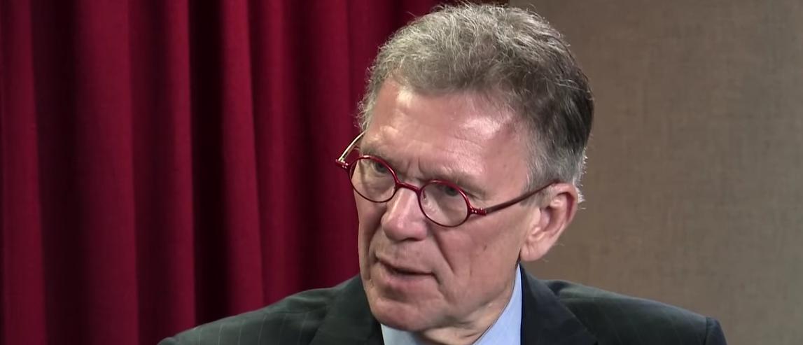 Tom Daschle (Harvard University YouTube Screenshot)