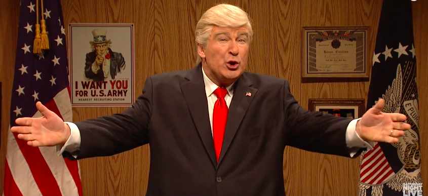 Alec Baldwin (Photo: Saturday Night Live/YouTube Screenshot)