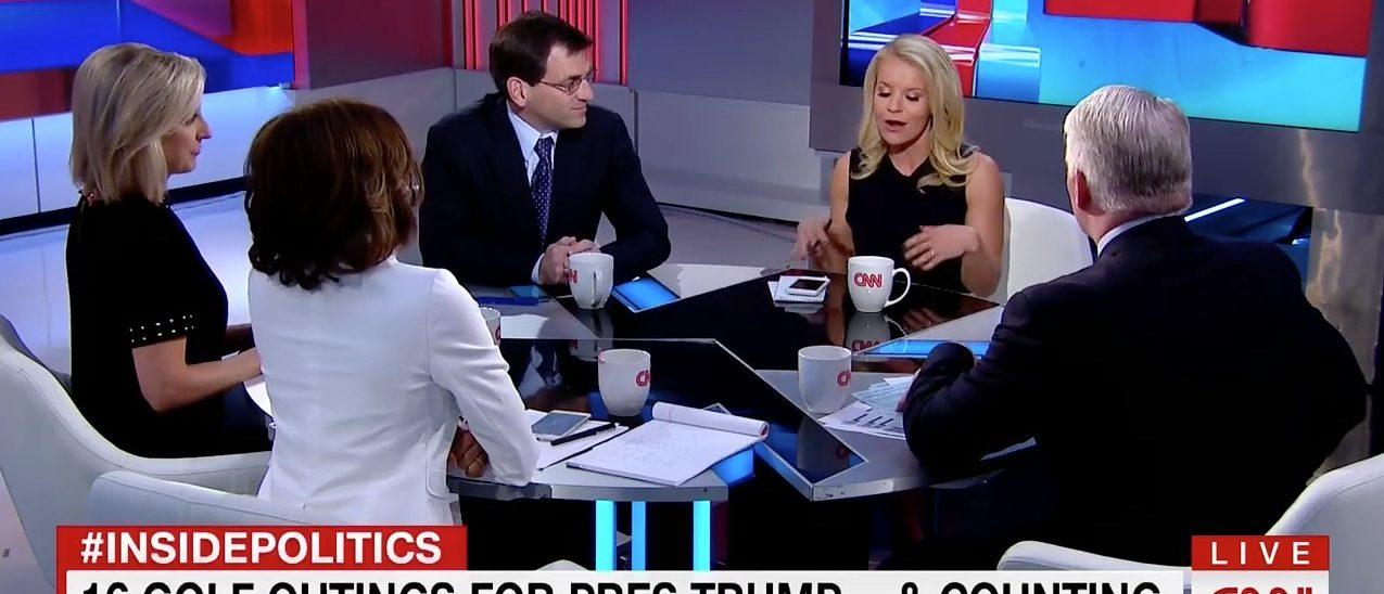 Inside Sources panel (CNN)