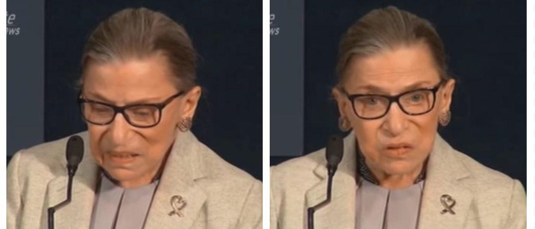 Ruth Bader Ginsburg (YouTube)