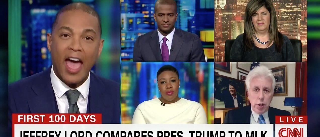 Don Lemon, Jeffery Lord (CNN)