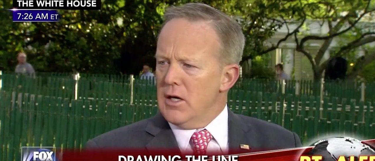 Sean Spicer (Fox News)