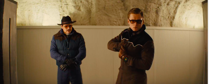 Kingsman: The Golden Circle (photo by: YouTube Screenshot)