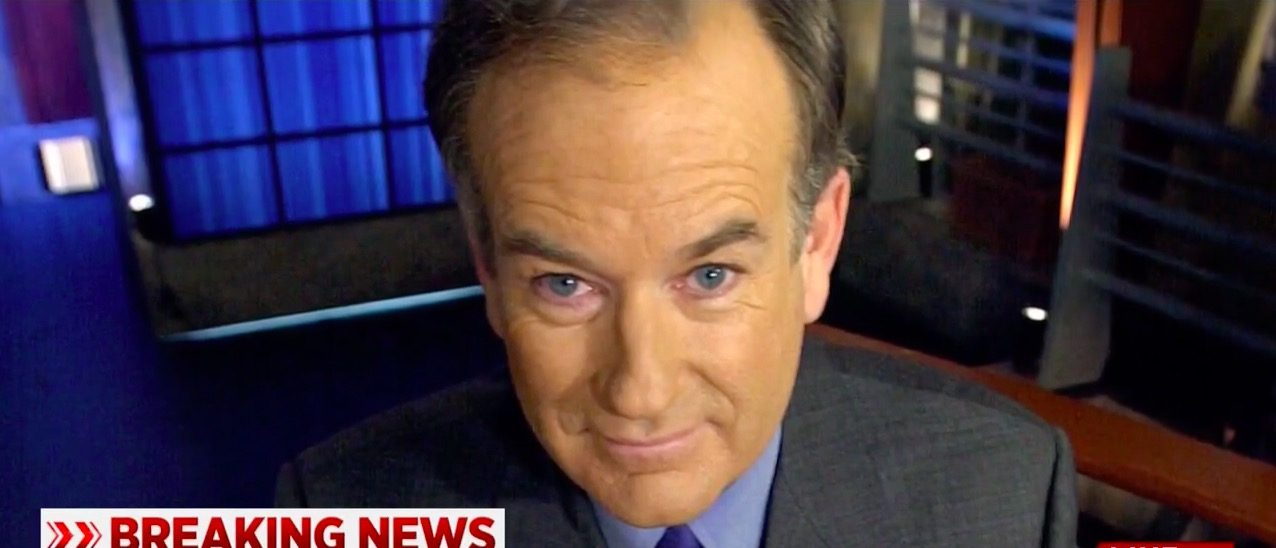 """Katy Tur asked the MSNBC crew Wednesday if Fox News had a """"responsibility""""  to replace ousted-host Bill O  Reilly with """"someone who is not a white  male."""" 2578b2165"""