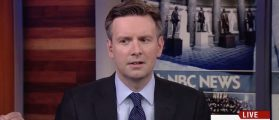MSNBC Cuts To Josh Earnest While He's Still Getting Mic'd Up [VIDEO]