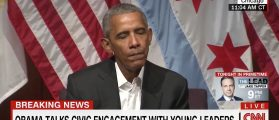 Obama Says He 'Did Not Transform' Chicago 'In Any Significant Way' — ' I Am The First To Acknowledge' [VIDEO]