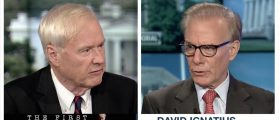 David Ignatius: 'Smartest Thing Trump Has Done' Has Been Teaming Up With China Against N. Korea [VIDEO]