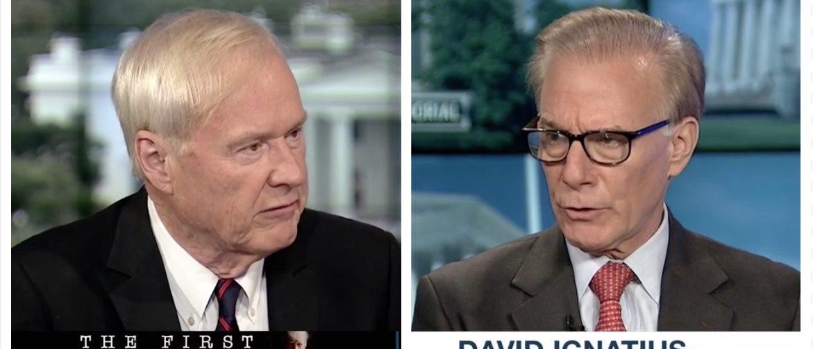 Chris Matthews, David Ignatius (MSNBC)