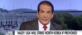 Charles Krauthammer Makes The Case For A 'Preemptive Strike' Against North Korea [VIDEO]