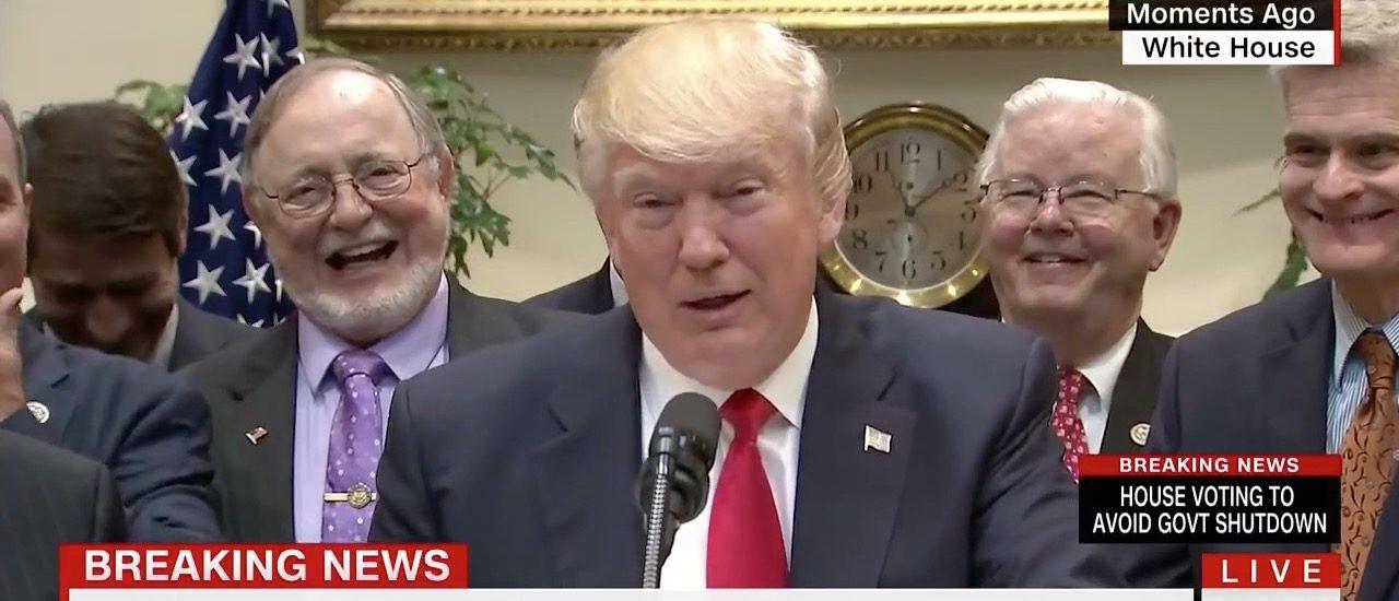 Donald Trump (CNN)