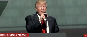 Trump Pledges To Protect Gun Rights During Speech To NRA