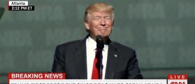Trump Rips On 'Pocahontas' During NRA Speech [VIDEO]