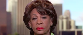 Maxine Waters Raves About Impeachment During AIDS Walk [VIDEO]