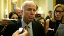 John McCain Is Not Happy With His Republican Colleague Over FBI Letter