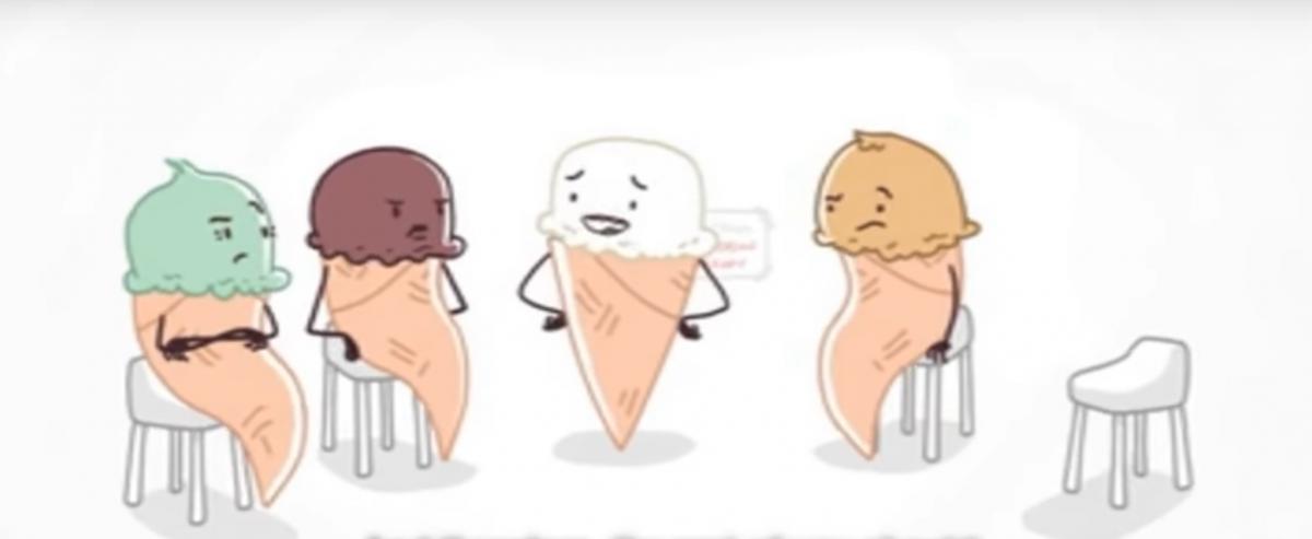 Ice Cream Orgy