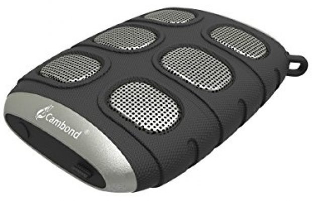 Normally $60, this bluetooth speaker is 78 percent off with this code (Photo via Amazon)