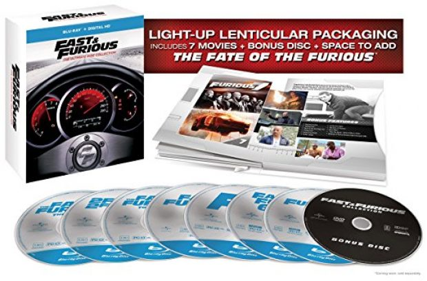 Normally $100, this box set is 72 percent off today (Photo via Amazon)