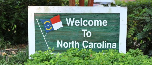 North Carolina welcome sign (Getty Images)