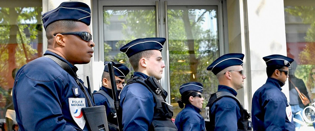 Terrorist Shootings Put Paris On Pre- Election High Alert
