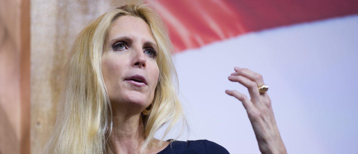 Ann Coulter (Shutterstock/Christopher Halloran)