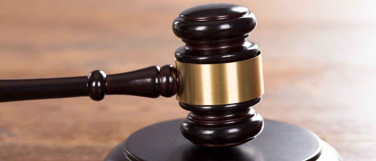 Court gavel (Shutterstock/Andrey_Popov)
