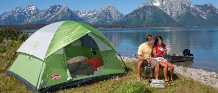 Go camping (Photo via Amazon)