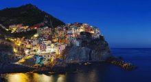 Village of Manarola in Cinque Terre, Italy. (Photo credit: Instagram)