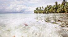 Island of Las Estrellas in the San Blas Archipelago in Panama. (Photo credit: Instagram)