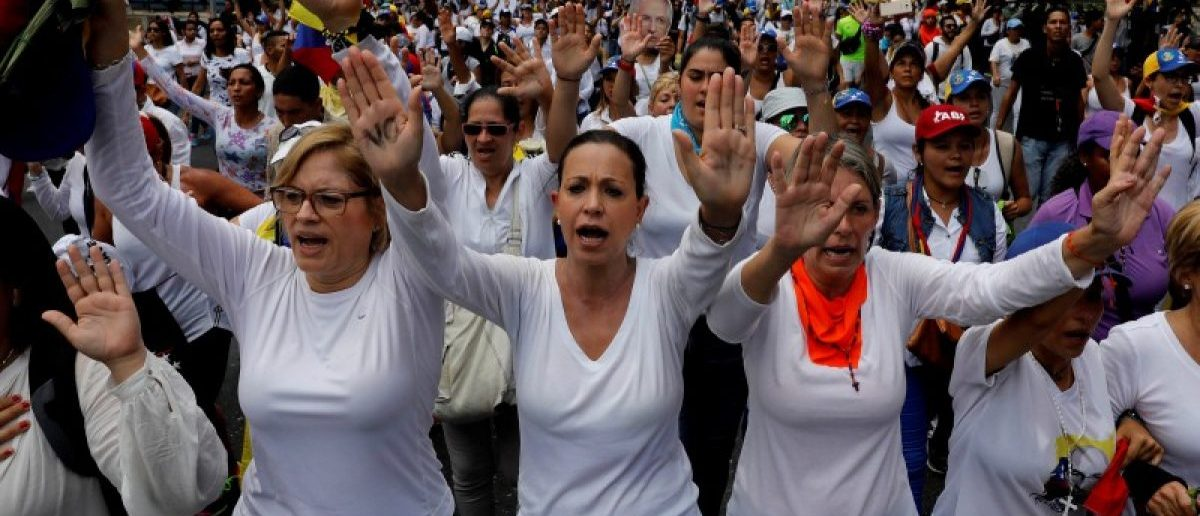 Gay People Upset Venezuelans More Concerned W | The Daily ...