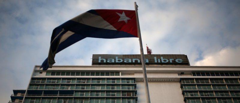 The Hotel Habana Libre is seen in Havana, Cuba May 22, 2017. REUTERS/Stringer