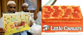 Muslim Man Sues Little Caesars For $100 MILLION Over Pork Pepperoni