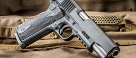 Gun Test: EAA Witness Elite 1911 Polymer Pistol