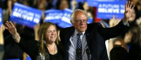 Bernie Sanders' Wife Lawyers Up Amid FBI Probe Of Alleged Fraud