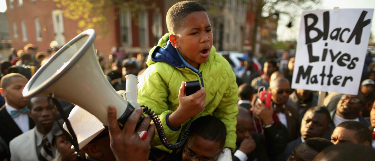 Black Lives Matter Getty Images/Chip Somodevilla