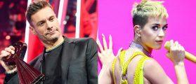 Ryan Seacrest, Katy Perry