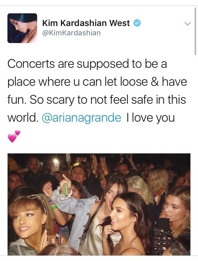 Kim Kardashian deletes tweet. (photo: Twitter Screenshot)