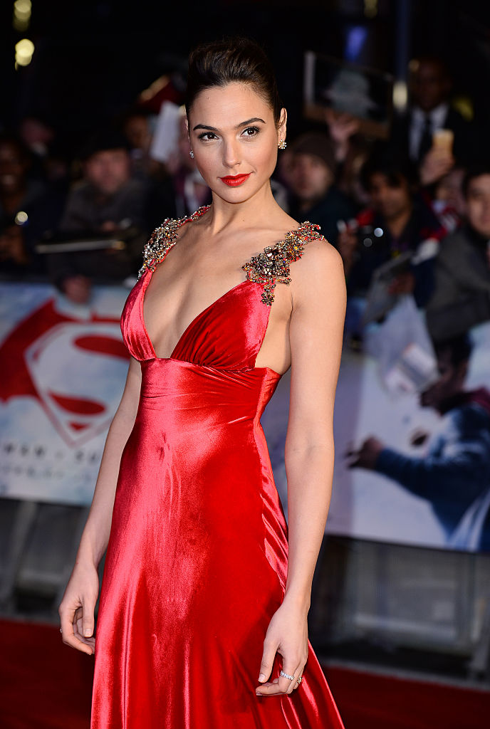 Gal Gadot (Photo by Jeff Spicer/Getty Images)