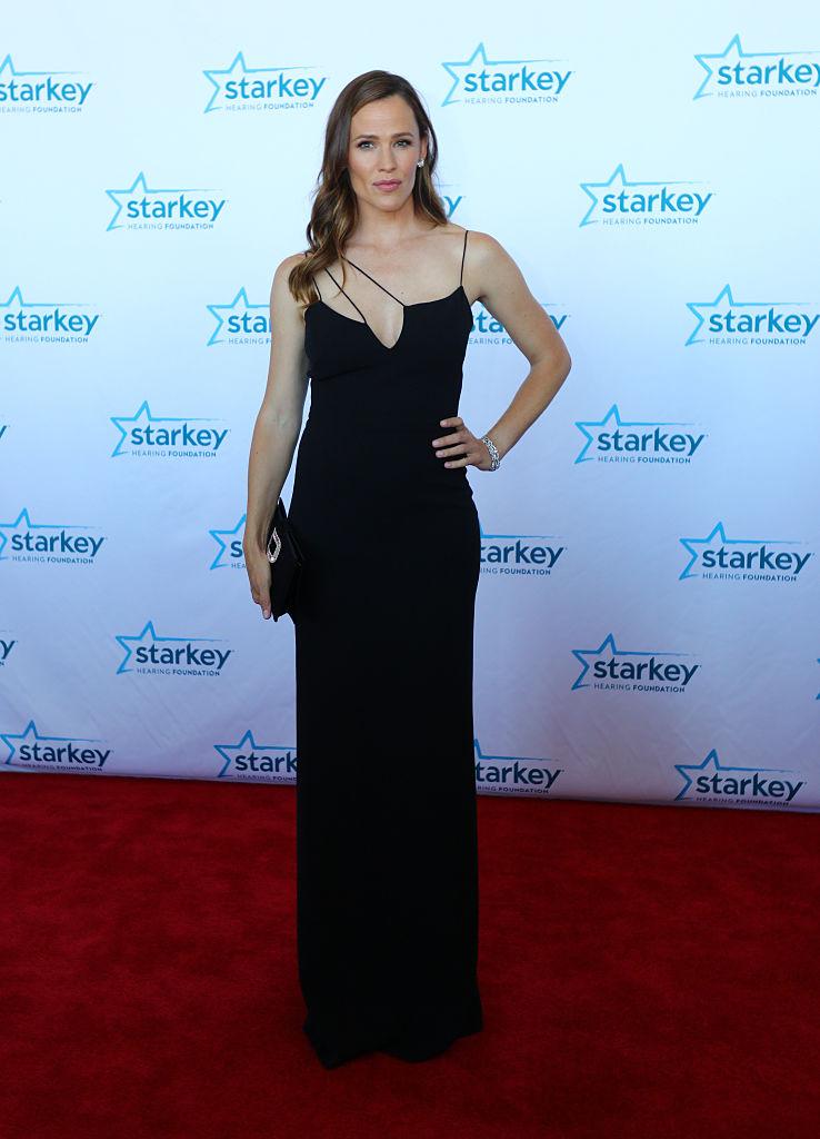 Jennifer Garner (Photo by Adam Bettcher/Getty Images for Starkey Hearing Foundation)