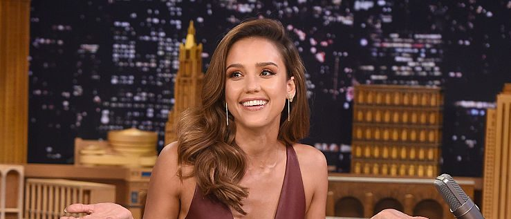 Jessica Alba (Photo by Jamie McCarthy/Getty Images for NBC)