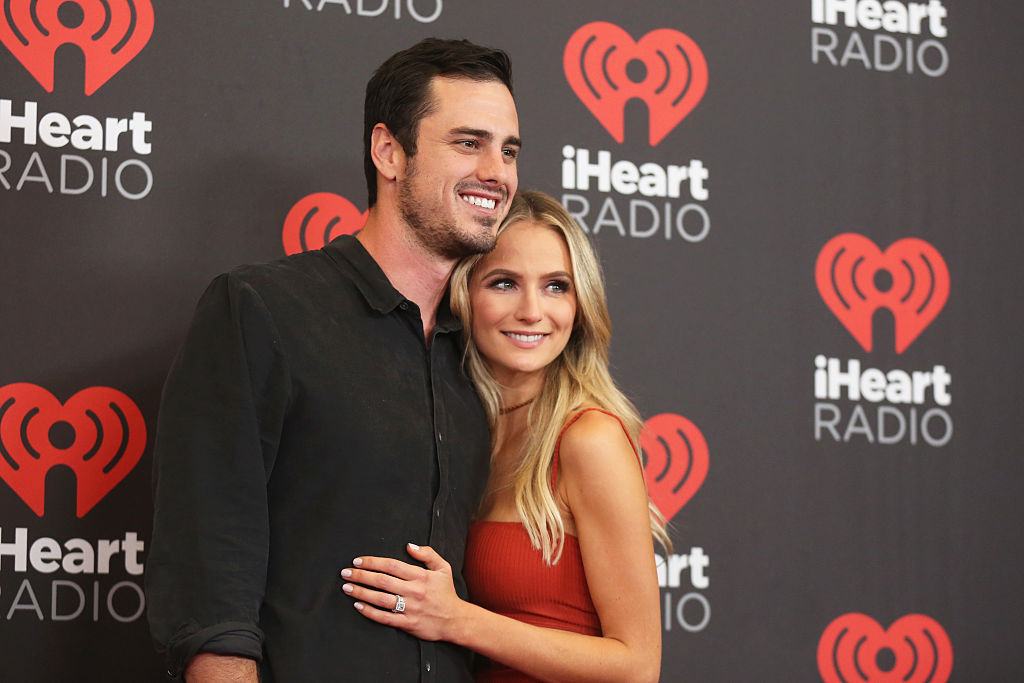 (Photo by Isaac Brekken/Getty Images for iHeartMedia)