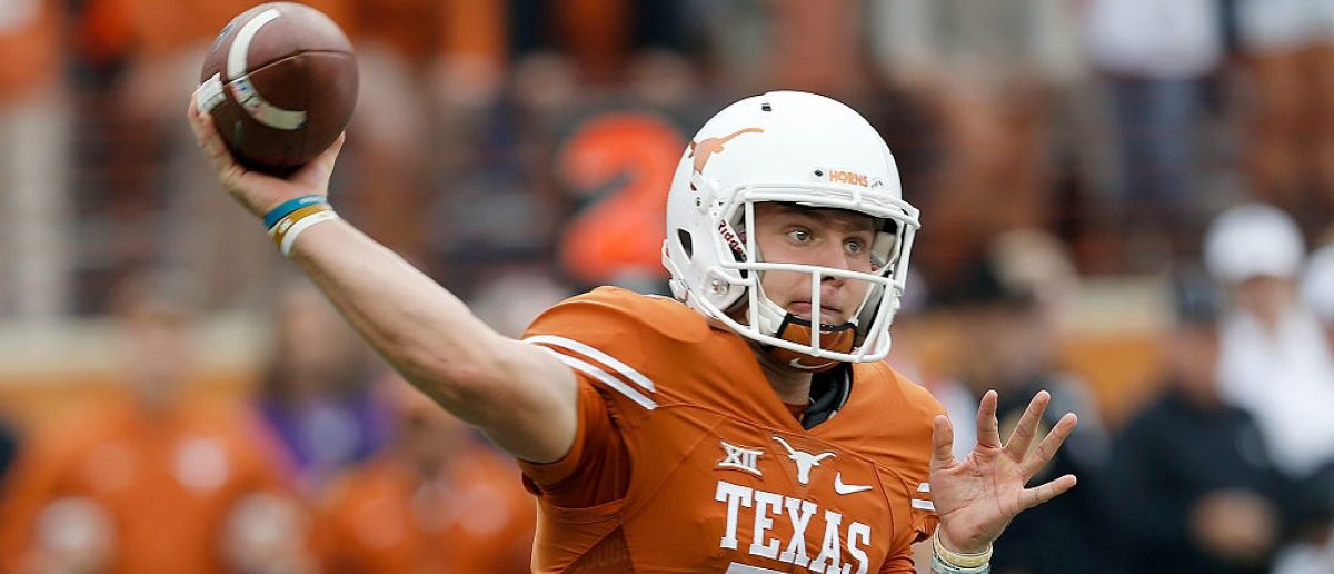 Shane Buechele (Credit: Getty Images/Chris Covatta)