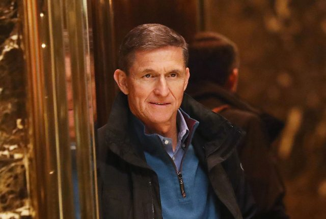 Trump denies urging former Federal Bureau of Investigation chief to drop Flynn inquiry