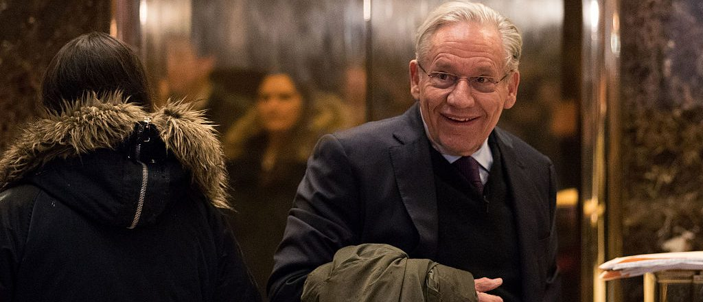 Bob Woodward (Getty Images)