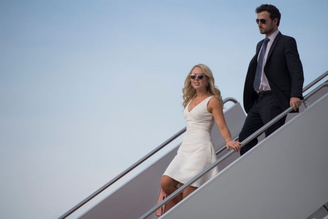 Tiffany Trump Is Headed To Washington -- But Not To Work For Daddy!