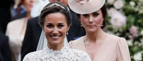 Pippa Middleton Outshines Her Royal Sister At Another Wedding [SLIDESHOW]