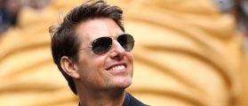 Tom Cruise looks on during a photo call for The Mummy at World Square on May 23, 2017 in Sydney, Australia. (Photo by Ryan Pierse/Getty Images)