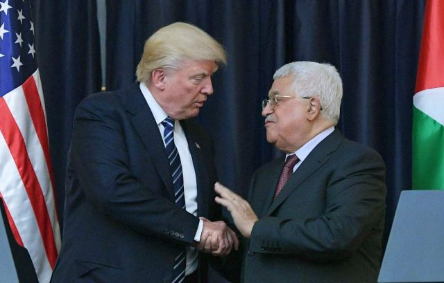 Will do everything to achieve Israel-Palestinian peace deal