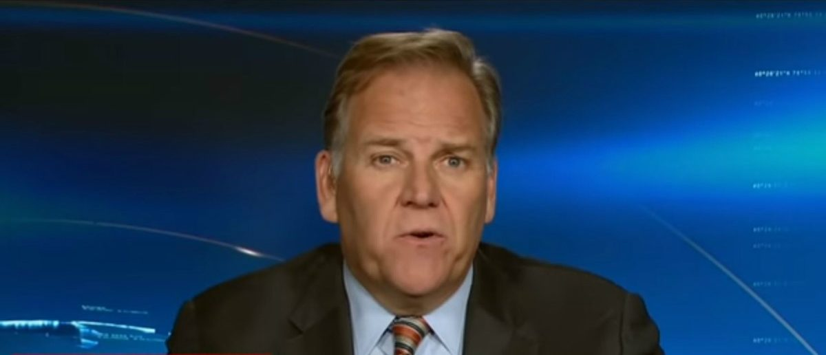 Former Republican Michigan Rep. Mike Rogers. (YouTube Screenshot)